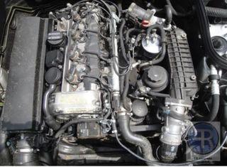 despiece motor mercedes