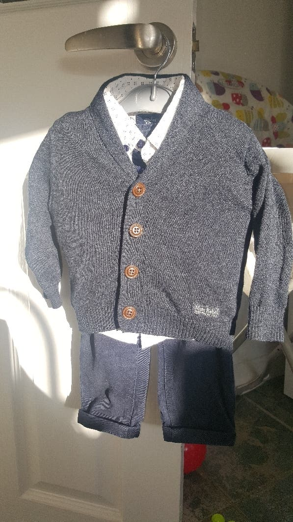 boys 9-12Mths outfit