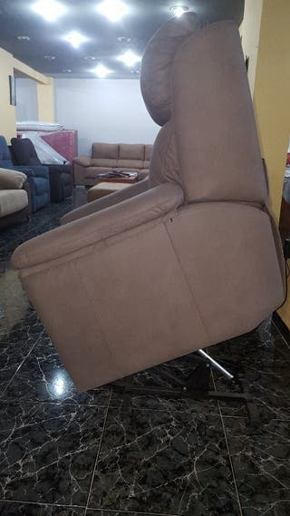 sillon relax motorizado electrico(powerfly)