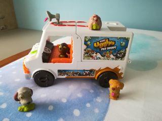 Camión mascotas