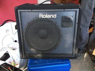 Amplificador de Teclado Roland