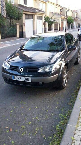 Renault Megane Cabrio Descapotable