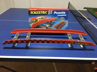 Puente scalextric