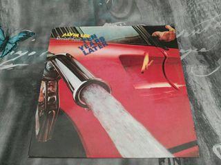 LP - Alvin Lee - Rocket Fuel - Polydor - 1978