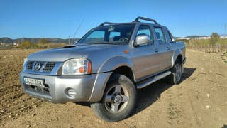 Nissan Navara 4X4 Pick-up 2003