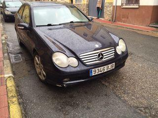 Mercedes-benz c180 sportcoupe