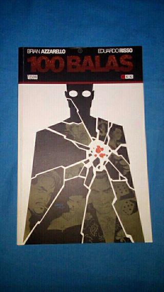 Comic 100 balas 1