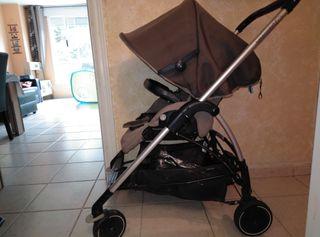 3 piezas,capazo, maxicosis,silla paseo reversible