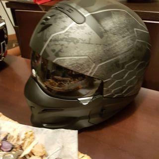 casco scorpion exo combat