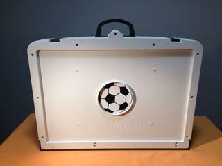 Playmobil futbolin set maletín