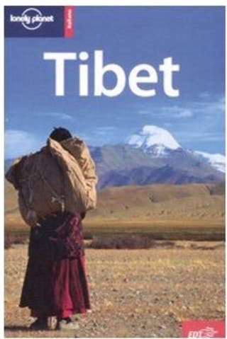 Tibet. Guía Lonely Planet