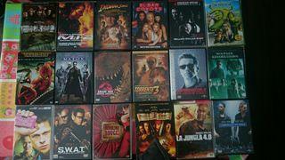 peliculad dvd