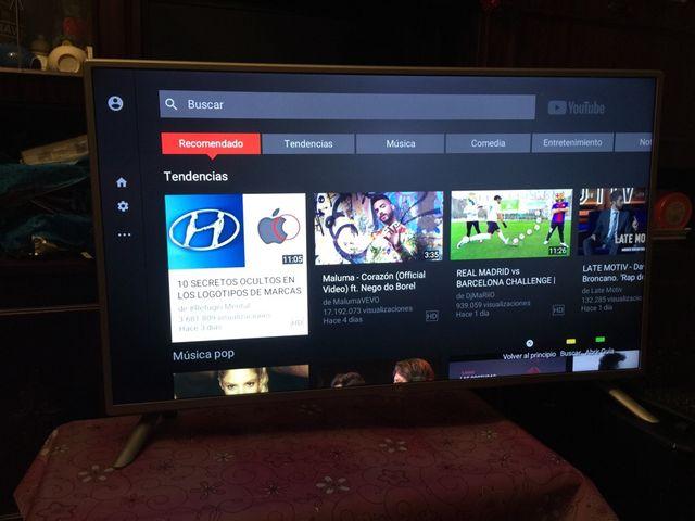 """TV LG SMARTV """"42"""" LED 100HGz"""
