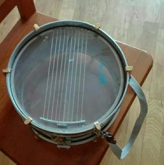 Tambor cofrade diámetro 25cm peso 1kg
