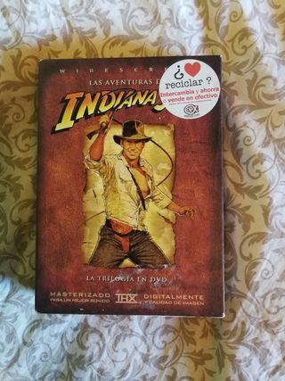 Indiana Jones películas