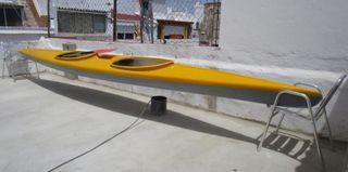 Canoa Kayak doble