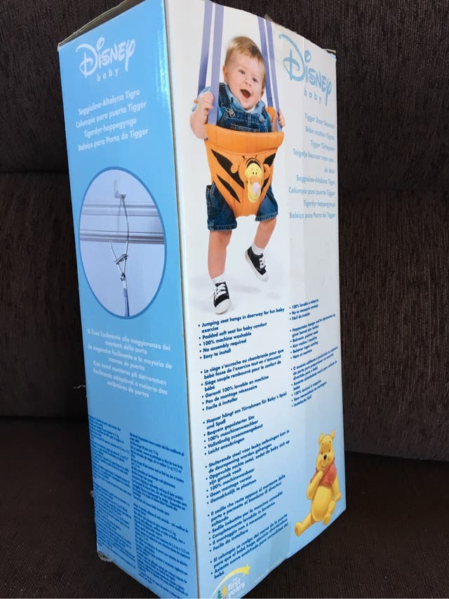 Columpio Saltador Infantil Tigger