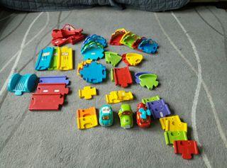 pista juguetes tuc tuc