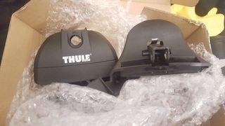Soportes rápidos de baca Thule 7531