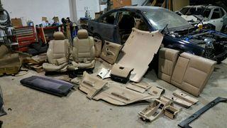 interior bmw e46 coupe