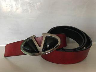 Cinturón Valentino unisex