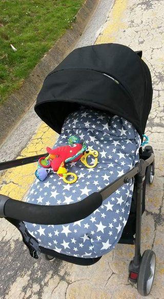 Silla de paseo Armadillo Flip (mamas&papas)