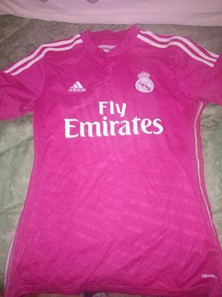 vendo la camiseta del real Madrid oficial