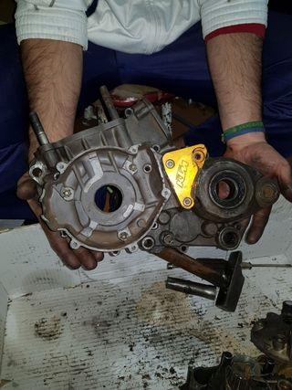despiece motor ktm 250 sx