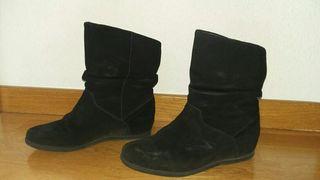 Zapatos Botas Skechers