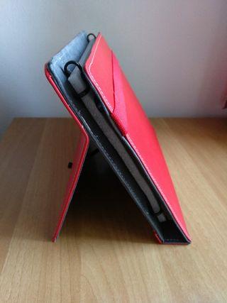 Teclado Bluetooth extraible con Funda para tablet