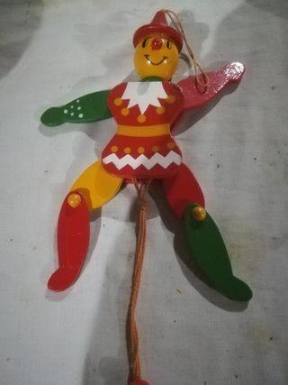 muñeco articulado