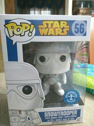 Funko Pop! Snowtrooper 56 (EXCLUSIVO)