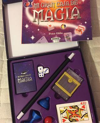 Juego mi gran caja de magia