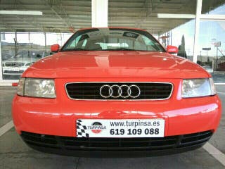 Audi A3 1.9 TDI 90 c.v año 1999