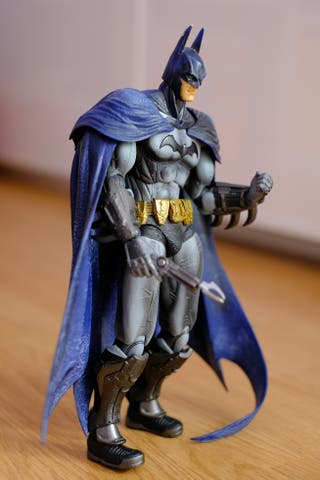 Batman Arkham City (play arts kai)
