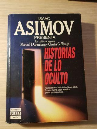 Historias de lo oculto de Isaac Asimov.