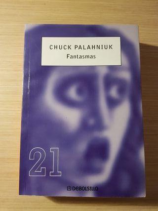 Chuck Palahniuk. Libro Fantasmas