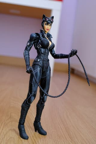 Catwoman Arkaham City (Play Arts Kai)