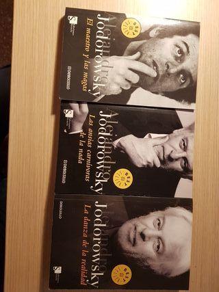 Libros de Jodorowsky