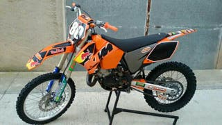 ktm sx 125cc 2006