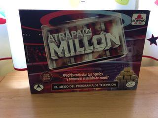 Juego Atrapa un millón