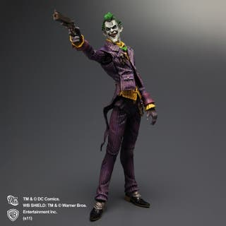 Joker Arkham Ayslum (play arts kai)