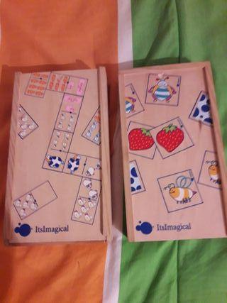 Juegos de madera Imaginarium