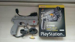 Pistola Ps1 Caja