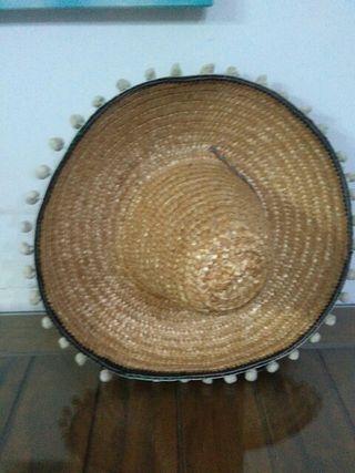 Sombrero mexicana de segunda mano en la provincia de Sevilla en WALLAPOP 1c72ec3d857
