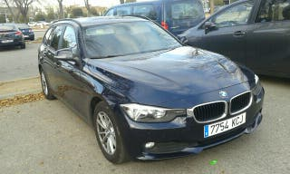 Bmw318d touring eficient dynamic