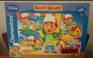Puzzle Manny Manitas