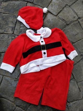 Conjunto Navidad bebé