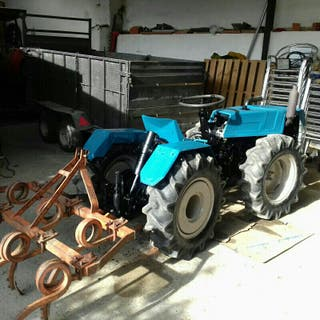 Tractor pacuali