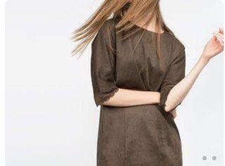 Vestido Zara encaje. NUEVO de segunda mano por 18 € en